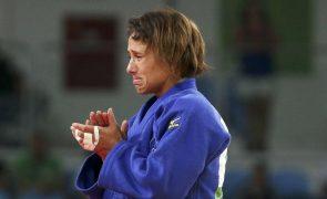 Judoca Joana Ramos conquista medalha de bronze no Grand Slam de Tbilissi