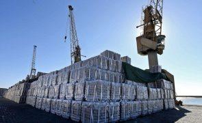Consumo de cimento em Portugal cai 2,8% em janeiro