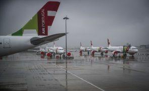 TAP prevê operar 879 voos e 100 rotas por semana em agosto