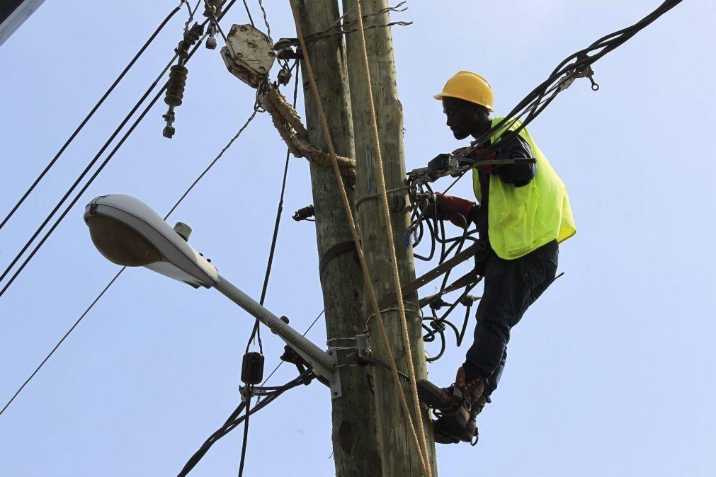 Eletricidade e Águas da Guiné-Bissau avisa para corte geral de energia no domingo