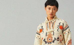 Governo age judicialmente contra designer que imitou camisola poveira