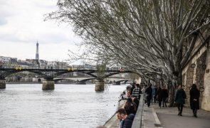 Covid-19: Morreram 897 pessoas nas últimas 24 horas em França