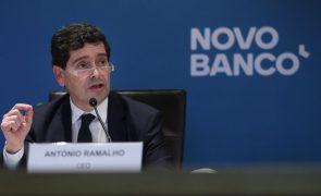 Covid-19: Novo Banco com 40 mil clientes em moratórias de 6.900 ME
