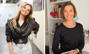Cristina Ferreira fala sobre saída de Fátima Lopes da TVI
