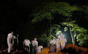 Covid-19: Brasil tem dia mais trágico da pandemia ao somar 3.650 mortos em 24 horas