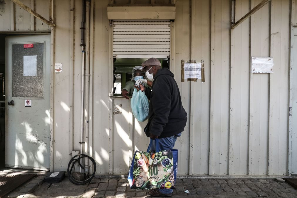 Covid-19/Um ano: Pandemia aumenta número de pessoas que precisam de uma cantina social