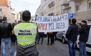 Covid-19: Sindicato dos Polícias Municipais acusa Governo de