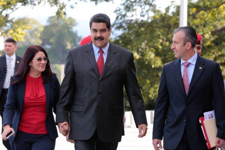 Onze novos ministros vão combater a crise, a criminalidade e garantir a paz na Venezuela