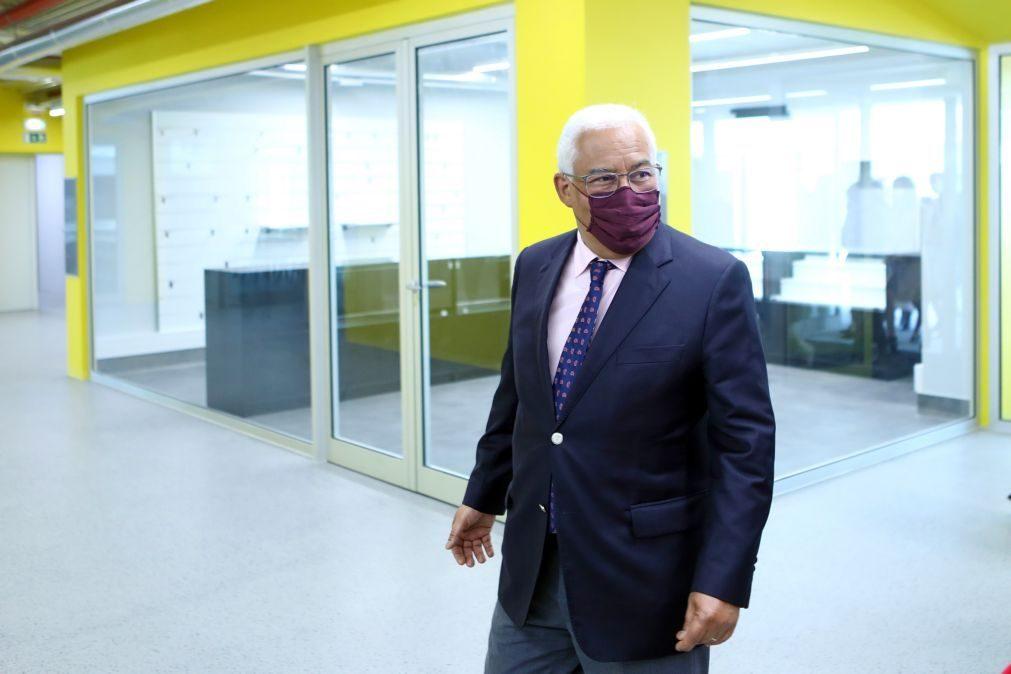 António Costa diz que pedido do Novo Banco