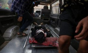 Sobe para 91 número de mortos em protesto em Myanmar - meio de comunicação local