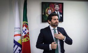 Chega manifesta-se em abril em Lisboa contra a ilegalização do partido