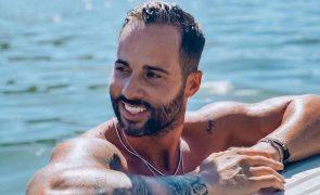 Cláudio Viana Ex-Casa dos Segredos acusado de violência doméstica. Namorada teve de fugir