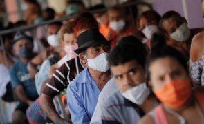 Covid-19: Brasil regista mais 3.438 mortos e ultrapassa 310 mil desde início da pandemia