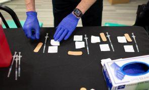 Covid-19: EUA registou mais 761 mortes e 64.266 novos casos