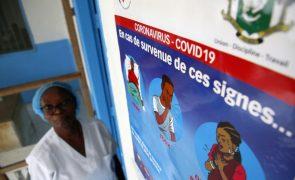 Covid-19: África com mais 186 mortos e 9.189 infetados nas últimas 24 horas