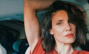 Daniela Ruah está de luto: