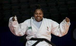 Judoca Rochele Nunes conquista medalha de prata no Grand Slam de Tblilissi