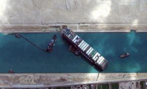 Porto na Jordânia prepara-se para congestionamento após reabertura do Canal do Suez
