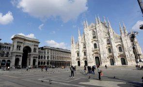 Covid-19: Itália com 19.611 casos de infeção e 297 mortes nas últimas 24 horas