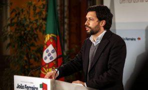 João Ferreira é o candidato da CDU a Lisboa