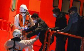 Migrações: 500 pessoas intercetadas no Mediterrâneo levadas para a Líbia