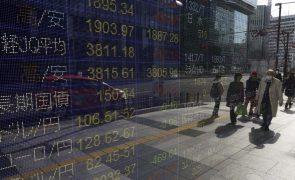 Bolsa de Tóquio abre a ganhar 0,95%