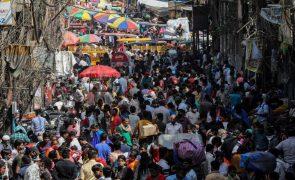 Covid-19: Índia com 291 mortes e mais de 68 mil casos nas últimas 24 horas