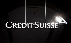Credit Suisse alerta para perdas com colapso de um 'hedge fund' nos EUA