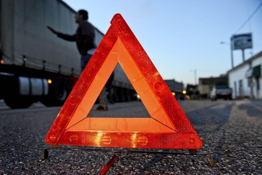 Acidentes rodoviários diminuíram cerca de 25% em 2020. Mortos reduziram 20%