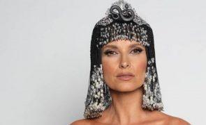Cristina Ferreira criticada por usar peruca estilo Cleópatra