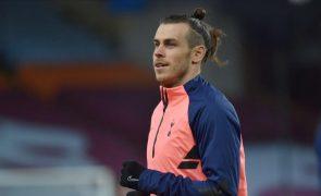Gareth Bale disposto a boicotar redes sociais na luta contra o racismo