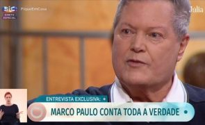 Marco Paulo Esclarece polémica com a TVI: