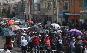 Covid-19: México com 203 mortos e 1.292  casos nas últimas 24 horas