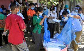 Covid-19: PR timorense diz que situação da pandemia está no momento mais grave