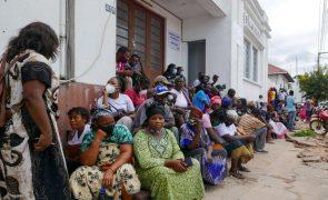 Moçambique/Ataques: Milhares com dificuldades em sobreviver à fuga de Palma