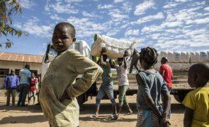 Agências humanitárias sem dinheiro nem stocks para acudir a Cabo Delgado, em Moçambique