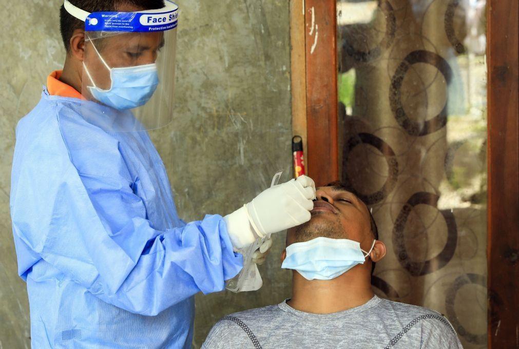 Covid-19: Timor-Leste regista o segundo maior número diário de casos de sempre
