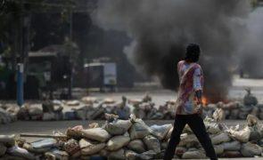 Myanmar: Três grupos étnicos armados fazem ultimato à junta militar