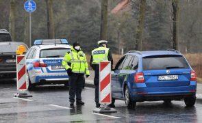 Covid-19: Alemanha vai reforçar controlos de suas fronteiras terrestres