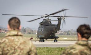 PCP quer recuperar helicópteros Puma para o combate aos incêndios