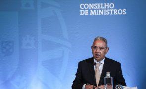 Covid-19: Governo altera regulamento do domínio da competitividade e internacionalização