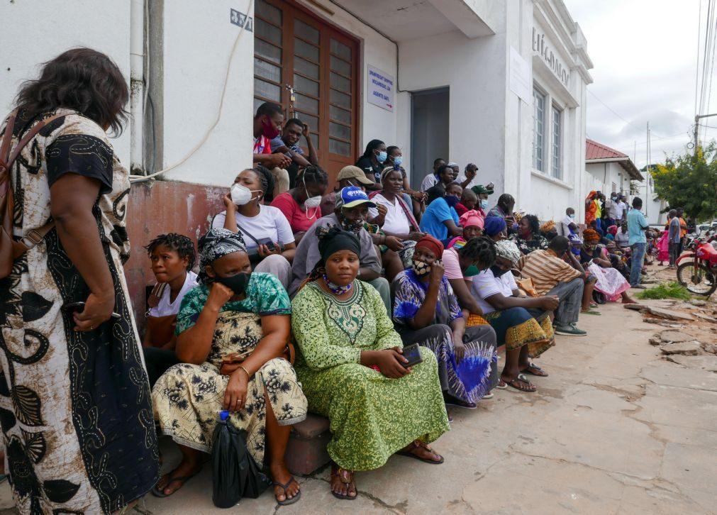 Moçambique/Ataques: Dívida de Moçambique torna-se a mais arriscada em África