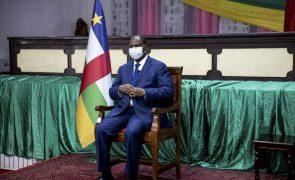 Touadéra empossado para novo mandato como Presidente da RCA