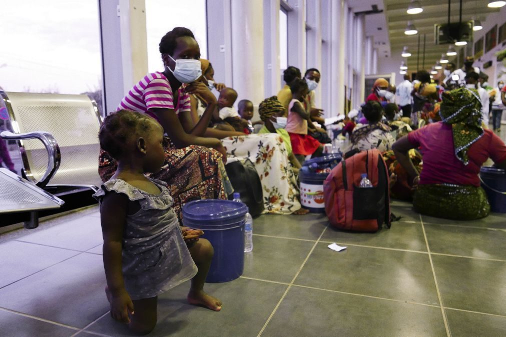 Moçambique/Ataques: ONG preocupada com crianças não acompanhadas que surgem em Pemba