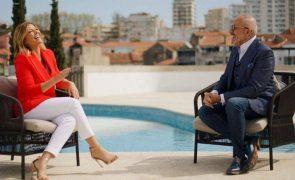 Goucha mete tudo em pratos limpos com entrevista a Sónia Araújo