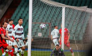 Portugal vence Luxemburgo e lidera corrida ao Mundial2022 [resumo alargado]