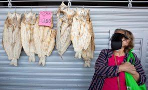 Covid-19: México com 807 mortos e 5.480 casos nas últimas 24 horas