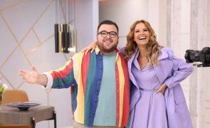 Rúben Pacheco e o baixo salário na TVI: «O que ganho é para a roupa»