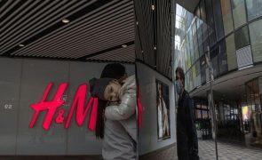 H&M passa de lucro a prejuízo de 104 ME no 1.º trimestre do ano fiscal