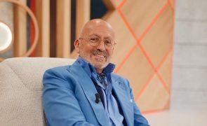 Goucha investe na SIC para ver César Mourão e humorista reage
